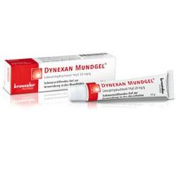 Dynexan Mundgel 10g