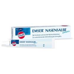EMSER Nasensalbe Sensitiv 8g