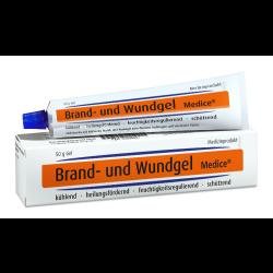 Brand- und Wundgel Medice 50g
