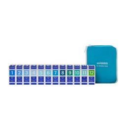 Biochemie Orthim Reiseapotheke 1-12 Globuli 12x15g 1P