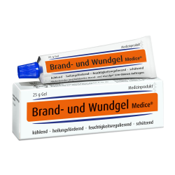 Brand- und Wundgel Medice 25g