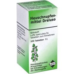 Heuschnupfenmittel Dreluso Tabletten 100St