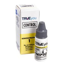 TRUEyou  Kontrolllösung Konzentrat 1 / 3ml