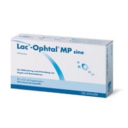 Lac-Ophtal MP sine Augentropfen 120x0,6ml