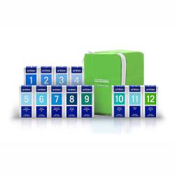 Biochemie orthim Reiseapotheke 1-12 12x100 Tabletten 1P