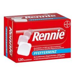 Rennie Kautabletten 120St
