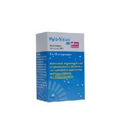Hylo-Vision HD plus Augentropfen 2x15ml