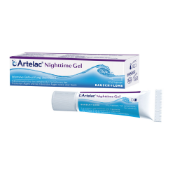 Artelac NighttimeGel 10g
