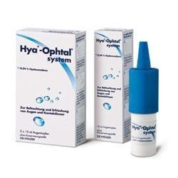 Hya-Ophtalsystem Augentropfen 2x15ml
