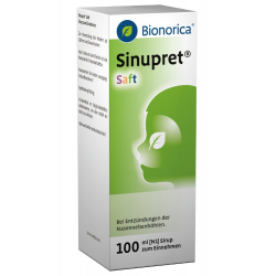 Sinupret Saft 100ml