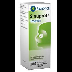Sinupret Tropfen Bionorica 2x100ml