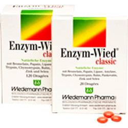 Enzym-Wied classic Dragees 14g