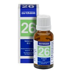 Biochemie Orthim Globuli 26 Selenium D 12 15g