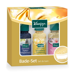 Kneipp Badeöl Kollektion 3x20ml