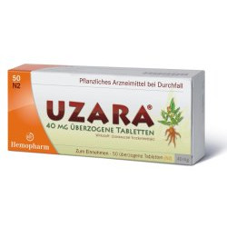 UZARA 40 mg Tabletten 50St