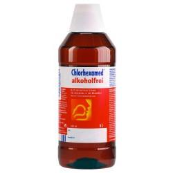 CHLORHEXAMED FORTE alkoholfrei 0,2% 600ml