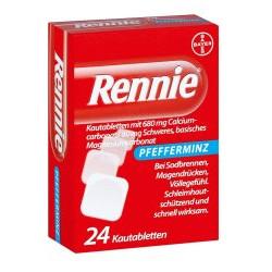 Rennie Kautabletten 24St