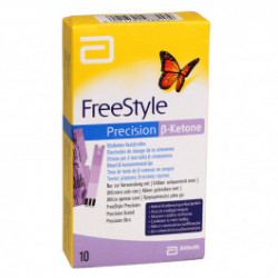 FreeStyle Precision Xtra ß-Ketone - Teststreifen / 10 Stück