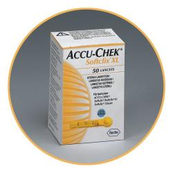 ACCU-CHEK Softclix XL Lanzetten 50st