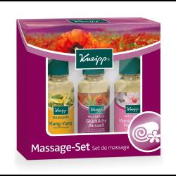 Kneipp Massageöl-Set 3x20ml