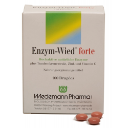 Enzym-Wied forte Dragees 67,9g
