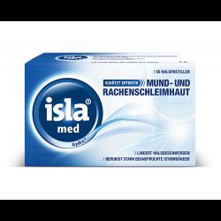 isla Med hydro+ Pastillen 50st
