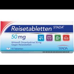 Reisetabletten STADA 10St