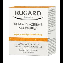 RUGARD VITAMIN-CREME Gesichtspflege 100ml