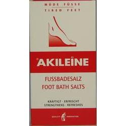 Akileine Fussbadesalz 2x150g