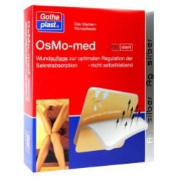 OsMo - Med Wundpflaster steril 7,5x7,5cm 5St