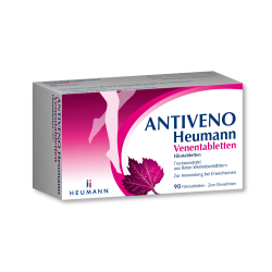 Antiveno Heumann Venentabletten 90St