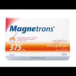 Magnetrans 375 mg trink-granulat 20St