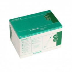 Omnifix F Solo 1 ml 0,01 ml - Einmalspritze / 100 Stück