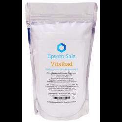 Epsom Salz Vitalbad 1kg