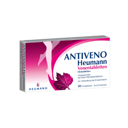 Antiveno Heumann Venentabletten 30St