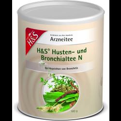 H&S Husten- und Bronchialtee N loser Tee 100g
