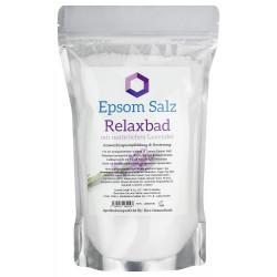 Epsom Salz Relaxbad 1kg