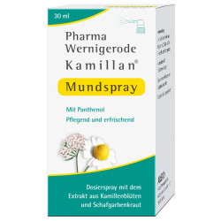 Kamillan Mundspray 30ml