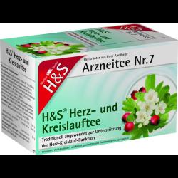H&S Herz- und Kreislauftee 20St