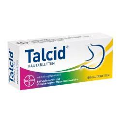 Talcid Kautabletten 50St