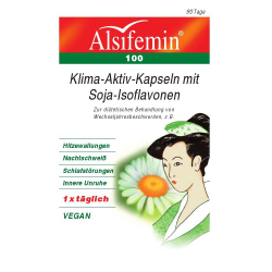 Alsifemin® 100 Klima-Aktiv-Kapseln mit Soja-Isoflavonen 90St