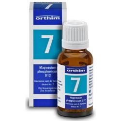 Biochemie Orthim Globuli 7 Magnesium phosphoricum D12 15g