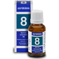 Biochemie Orthim Globuli 8 Natrium chloratum D6  15g