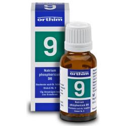 Biochemie Orthim Globuli 9 Natrium phosphoricum D6 15g