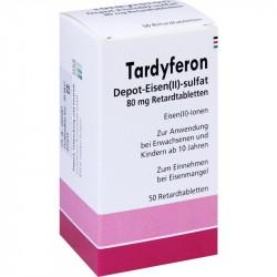 TARDYFERON Retardtabletten 50st