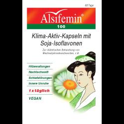 Alsifemin® 100 Klima-Aktiv-Kapseln mit Soja-Isoflavonen 60St