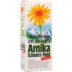 Apotheker Dr.Imhoff`s Arnika Schmerz-fluid S 500ml