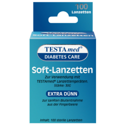 TESTAMED Soft-Lanzetten (ACS002) 100st