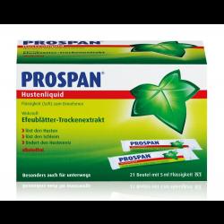 PROSPAN Hustenliquid 21x5ml