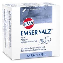 EMSER Salz 1,475g Pulver 20St